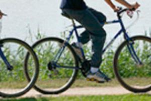 vélos sur le chemin de Charente