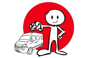 logo Accès aux déchetteries pour les pros